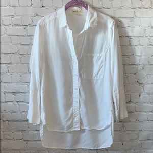 Cloth & Stone Long Sleeve Button Down Shirt
